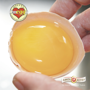 Huevos Omegga  Santa Reyes