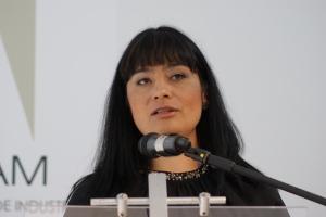 Angela Useche, Directora de la RED Conceptos de Moda- ACICAM
