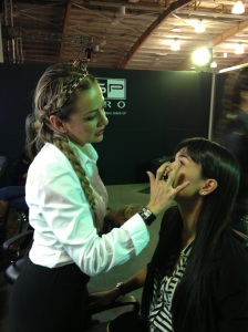 Tatiana Olano Directora de Styling de  SP PRO