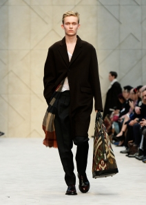 Burberry Prorsum Menswear Autumn_Winter 2014 - Look 10