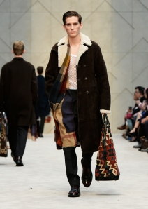 Burberry Prorsum Menswear Autumn_Winter 2014 - Look 11