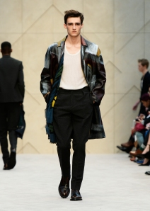 Burberry Prorsum Menswear Autumn_Winter 2014 - Look 27
