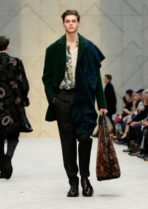 Burberry Prorsum Menswear Autumn_Winter 2014 - Look 31