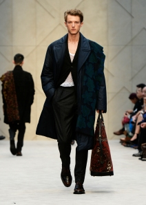 Burberry Prorsum Menswear Autumn_Winter 2014 - Look 42