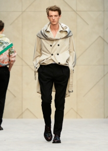 Burberry Prorsum Menswear Autumn_Winter 2014 - Look 5