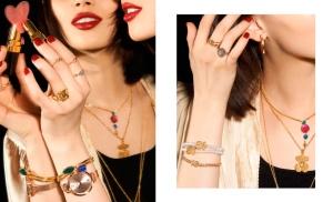 Usar  varios anillos en las manos y de diferentes tamaños es una tendencia que continua para esta temporada y que Tous aprovecha al máximo ofreciéndonos diseños muy llamativos hasta anillos xs, finos hilos que atraen las miradas por su sencillez