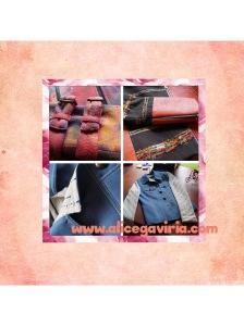 El denim, el cuero y tejidos elaborados en telar logran looks exclusivos y deseables para cualquier ocasión.