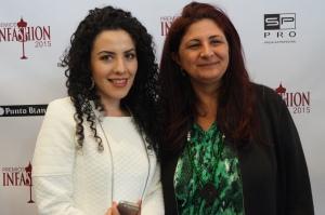 Pilar Luna Directora Revista Infashion