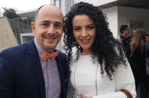 Danilo Cañizares Curador Ixel Moda