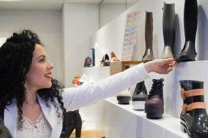 Yo ya escogí mis botas Melissa, fue amor a primera vista!