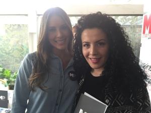 Carolina Soto es imagen MP en redes con un éxito total