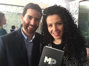 Alejandro Ochoa Director de mercadeo e impulsador de sueños MP