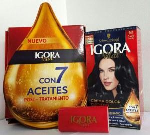 Kit 7 Aceites Igora Vital1