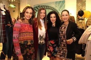 Beatriz Arango, Gloria Moreno, Flavia Dos Santos