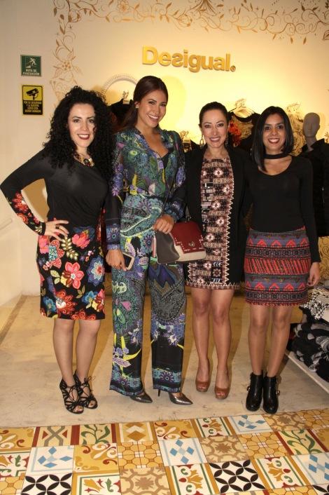 Cindy Better, Flavia Dos Santos, Indira Valencia